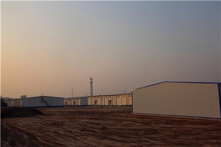 产业区标准厂房